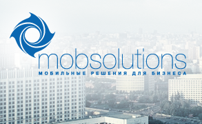 Новая версия сайта MobSolutions